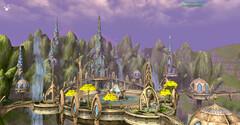 Древний город Аркан